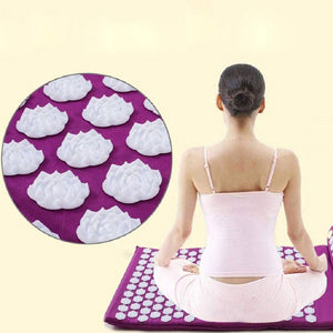 Load image into Gallery viewer, Acupressure Massage Mat