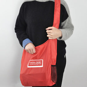 Roll Up Shopping Bag