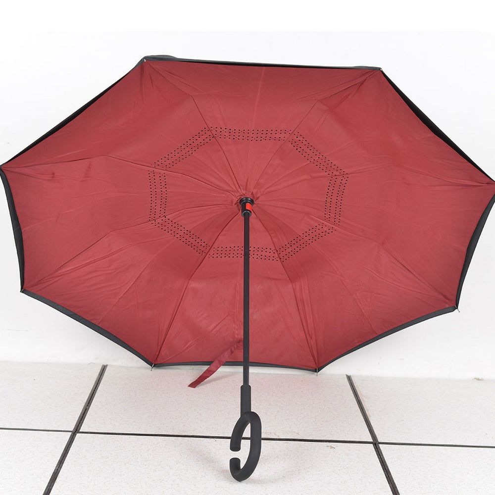 Load image into Gallery viewer, Magical Umbrella With C-Shaped Handle