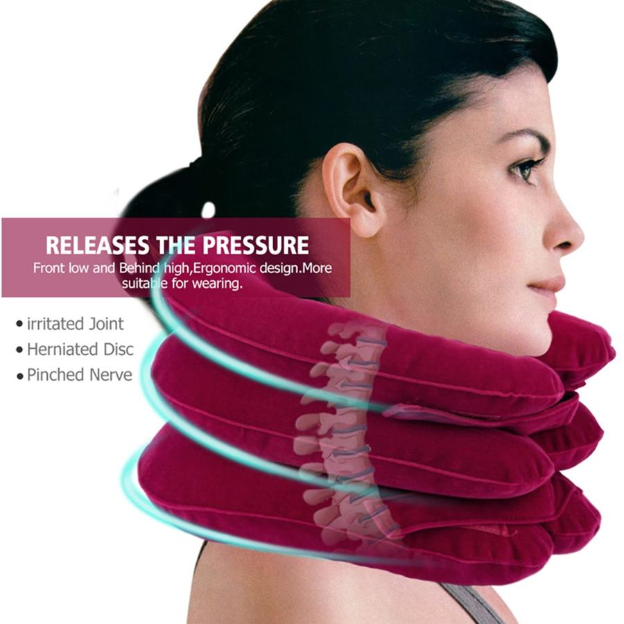 Air Neck Stretcher - Get Instant Relief And Correct Neck Posture