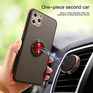 Magnetic Bumper Shockproof Phone Case