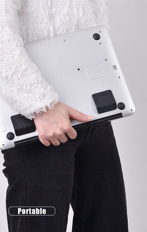 Load image into Gallery viewer, Mini Portable Invisible Laptop Holder