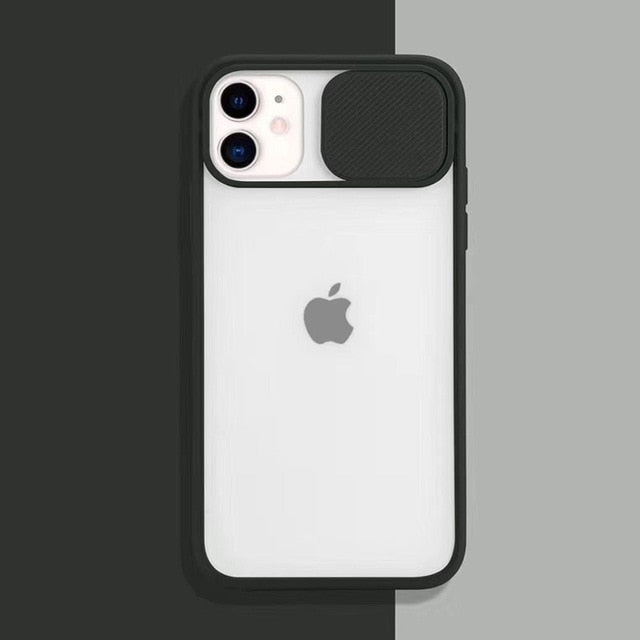 Load image into Gallery viewer, Slide Camera Lens  Phone Cases
