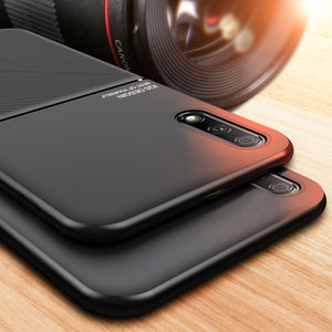 Huawei Y9s Case Silicone Cover