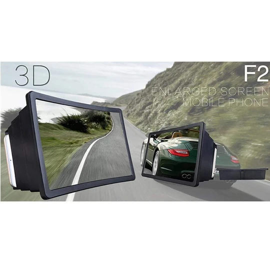 Load image into Gallery viewer, 3D Universal Phone Screen Amplifier