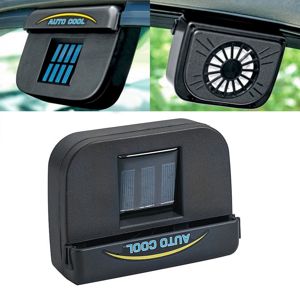 Auto Cool Solar Powered Ventilation Fan