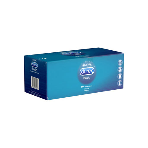 Durex Natural (Basic) Kondome - 144 St.
