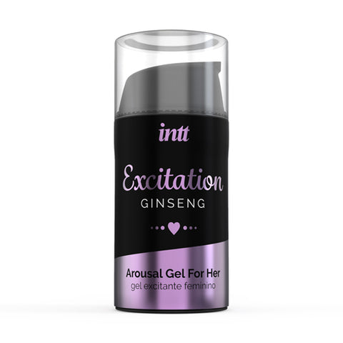Excitation Arousal Gel