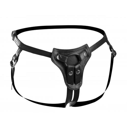 Premium All Access Leder Harness