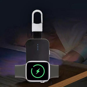 Pocket Wireless Charger for iphone/samsung/Qi enabled Devices