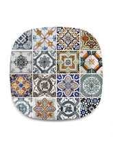 Load image into Gallery viewer, Portugal Tile Azulejo wireless charger for iphone/samsung/Qi enabled Devices