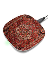 Load image into Gallery viewer, Persian Rug Wireless Charger for iphone/samsung/Qi enabled Devices