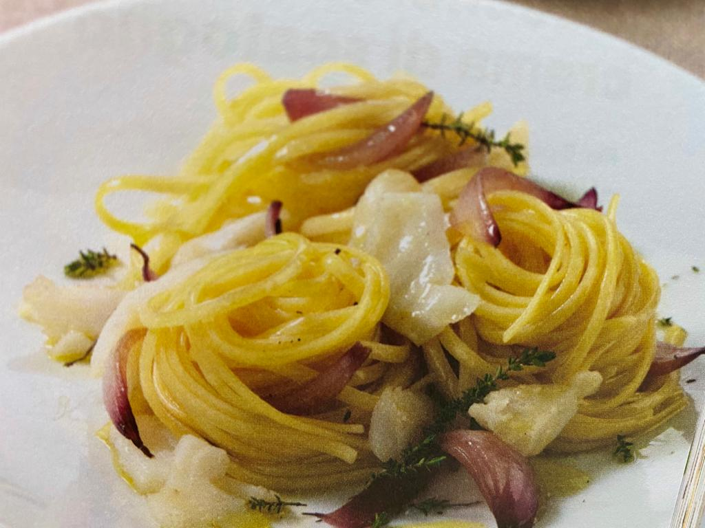 Baccala e cipolla - Salted cod and onion – 250 gms