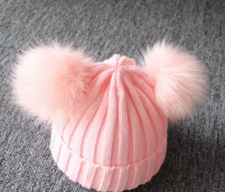 Baby Pom Pom Hat - Personalise Me