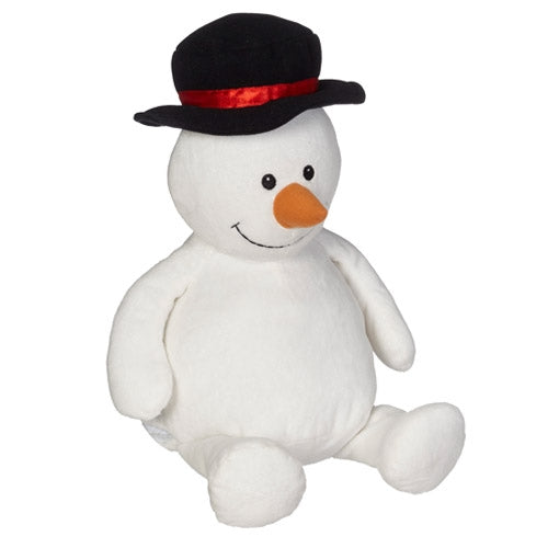 Pre-order Embroidery Buddy - Snowman - Personalise Me