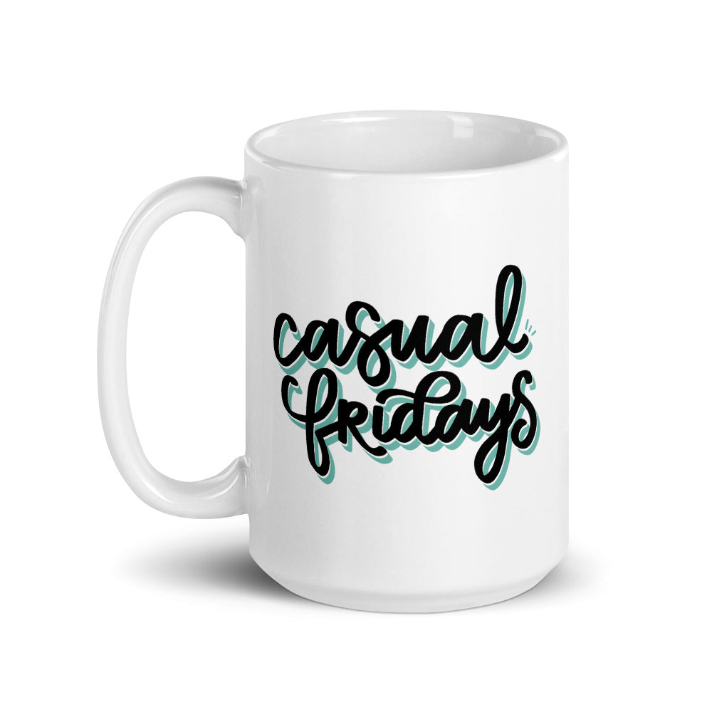 Casual Fridays Mug