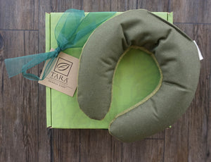 Heatable Neck Pack (Olive)