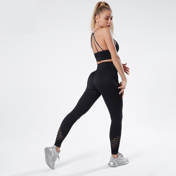 Dare-Flex ™ Performance Leggings | Workout Lift Leggings