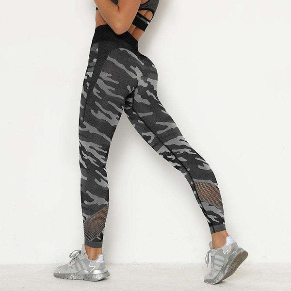 Camolicious Style ™ Breathable Leggings