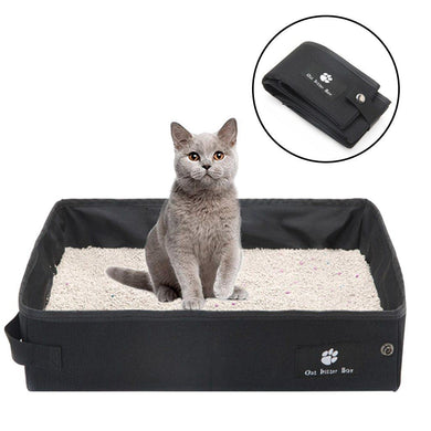 Collapsible Litter Box