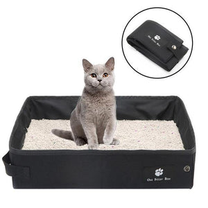 Collapsible Litter Box - Pet Fresh Forever