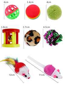 26 Piece Toy Set - Pet Fresh Forever