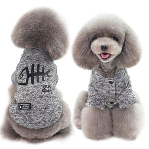 Pet Sweater Jacket