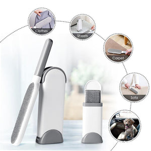 2 in 1 Pet Hair Remover - Pet Fresh Forever