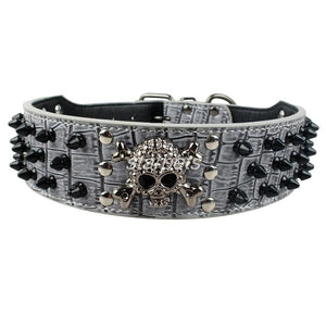 Studded Spiked Dog Collar - Pet Fresh Forever