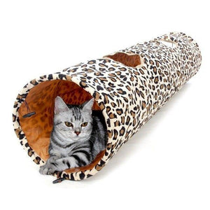 Cat Tunnel for indoor - Pet Fresh Forever