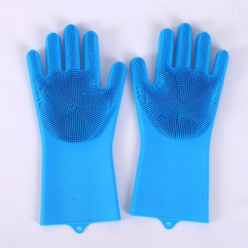 Magic Silicone Scrubber Gloves - Sink About It