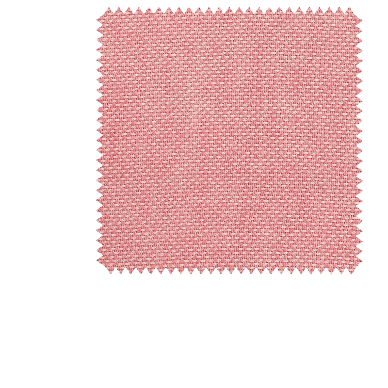 Bespoke Pink Solid Cashmere Tie 282 - Exquisite Trimmings