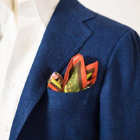 Slowboy for Ring Jacket Picnic Pocket Square