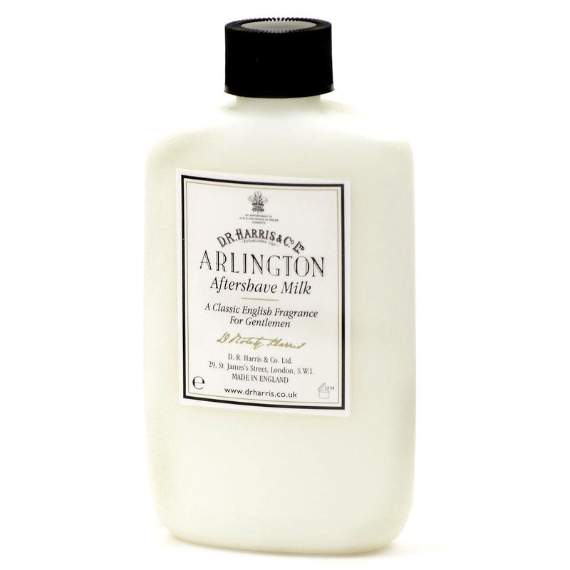 Arlington Aftershave Milk 100ml Plastic Bottle - Exquisite Trimmings