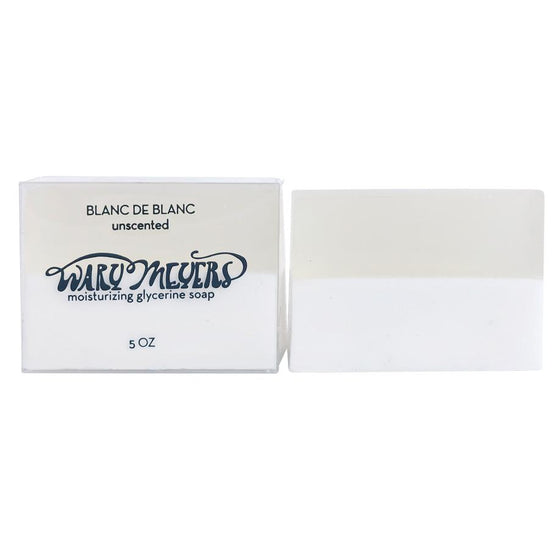 Blanc de Blanc Glycerin Soap - Exquisite Trimmings
