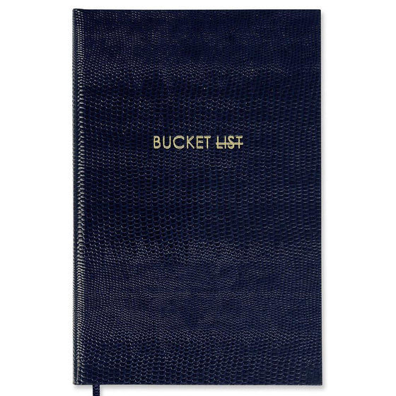 Bucket List Pocket Notebook - Exquisite Trimmings