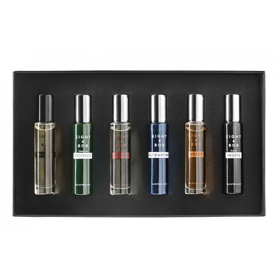 6 Fragrance Collection (6x20ml) - Exquisite Trimmings