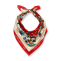 Red Ranch Cotton Neckerchief