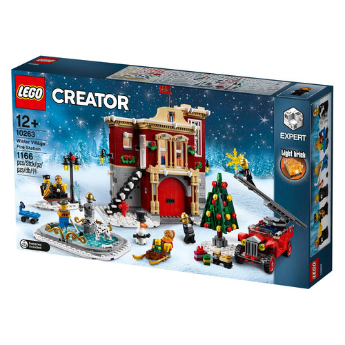 LEGO®Creator Expert 10263 Winter Village Fire Station (消防, 聖誕) 10263 - LEGOLAND Discovery Centre Hong Kong