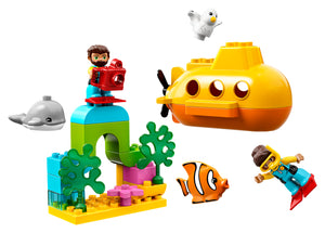LEGO® Submarine Adventure 10910