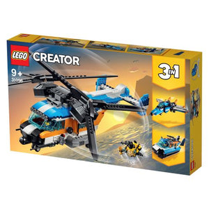 LEGO® Twin-Rotor Helicopter 31096