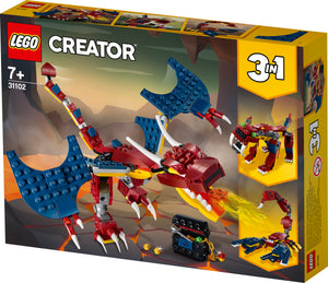 LEGO®Fire Dragon 31102