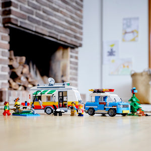 LEGO® Caravan Family Holiday 31108