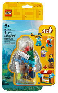LEGO® Fairground MF Acc. Set 40373