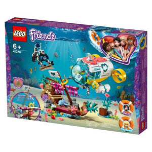 LEGO®Dolphins Rescue Mission 41378