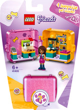 將圖片載入圖庫檢視器 LEGO® Andrea's Shopping Play Cube 41405