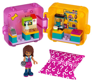 LEGO® Andrea's Shopping Play Cube 41405
