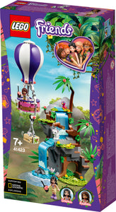 LEGO® Tiger Hot Air Balloon Jungle Rescue 41423