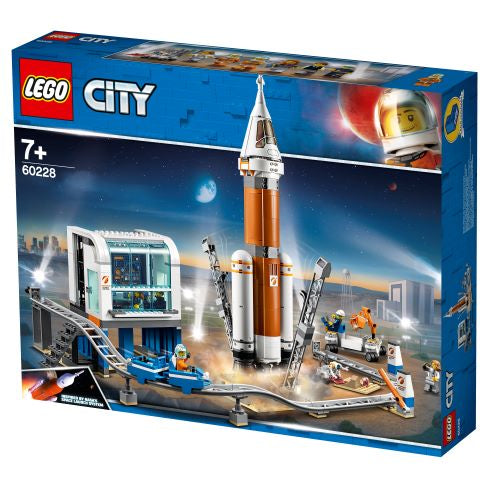 LEGO® Deep Space Rocket and Launch Control 60228