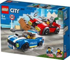 LEGO® Police Highway Arrest 60242
